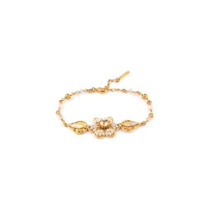 Bracelet doré Satellite Paris