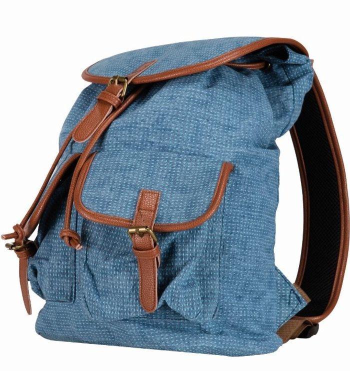 sac dos femme tissa a cool en sac dos elle. Black Bedroom Furniture Sets. Home Design Ideas