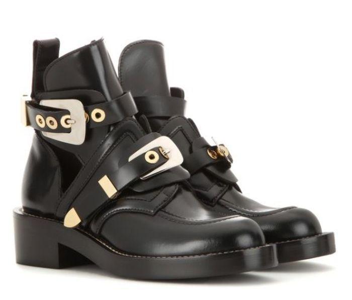 Boots Balenciaga