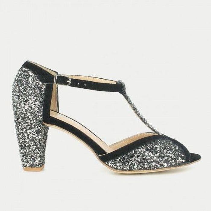chaussures paillettes jonak 30 paires de chaussures paillettes qui en jettent elle. Black Bedroom Furniture Sets. Home Design Ideas