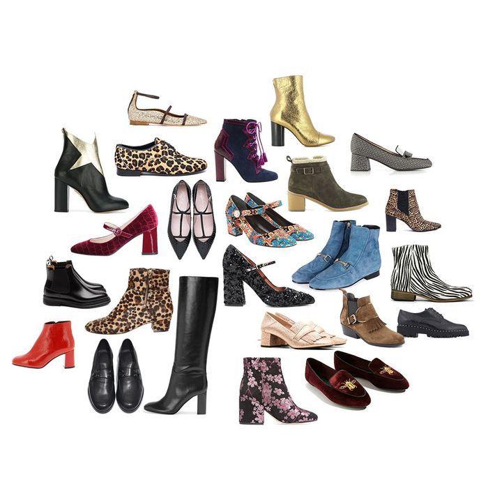 chaussures hiver 2017 50 chaussures hiver pour avoir la. Black Bedroom Furniture Sets. Home Design Ideas
