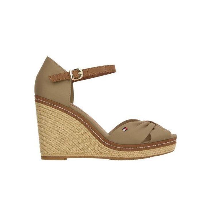 Sandales compensées Tommy Hilfiger