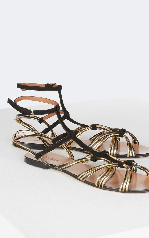 Sandales plates Ba&sh