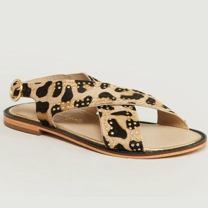 Sandales plates Petite Mendigote