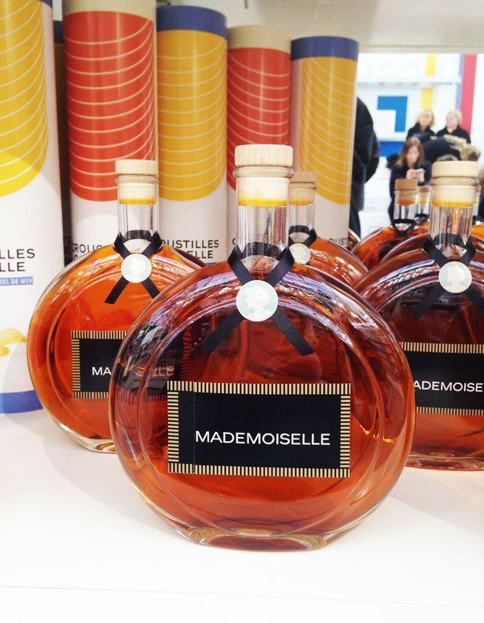 Le cognac Mademoiselle, un très bon cru !