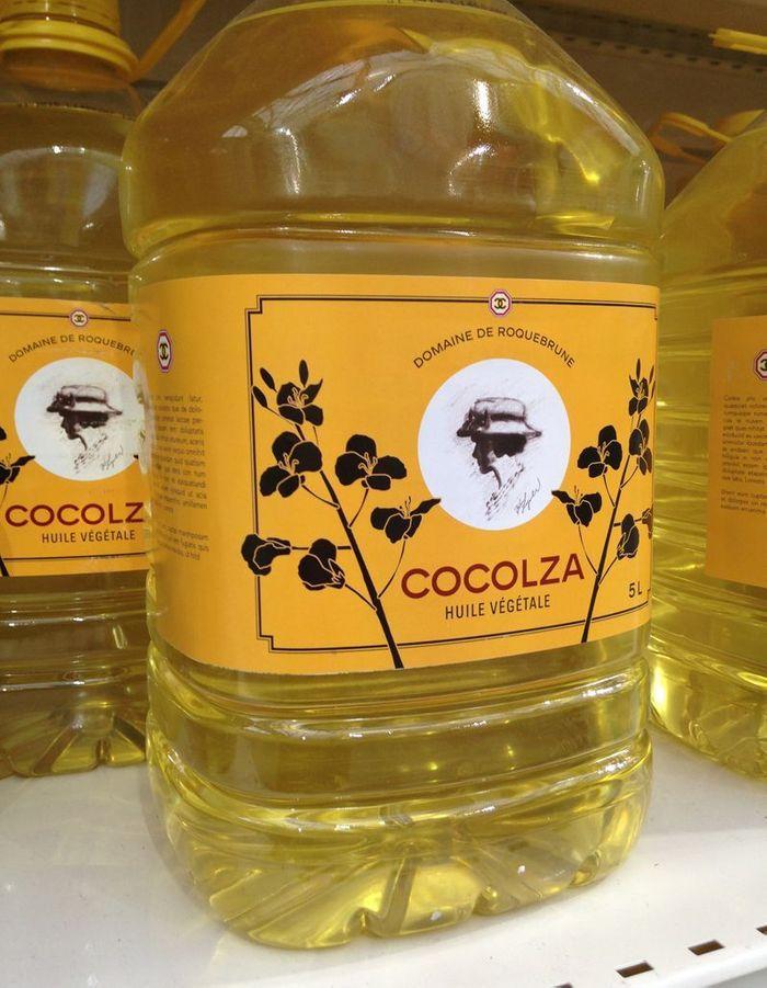 Cocolza, l'huile végétale préférée du Kaiser