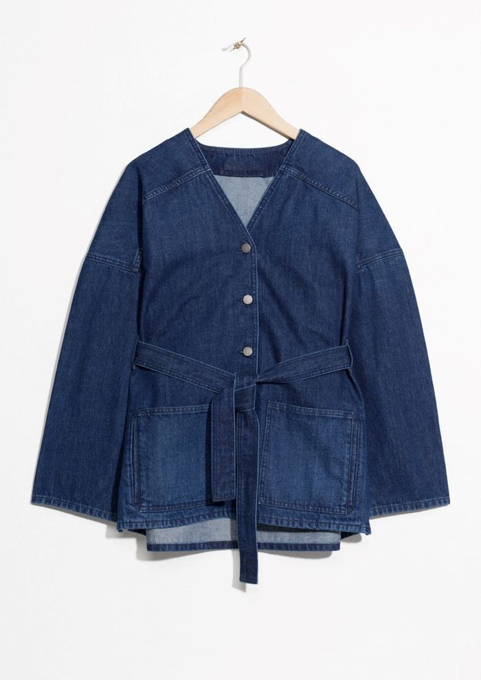 Veste en jean & Other Stories