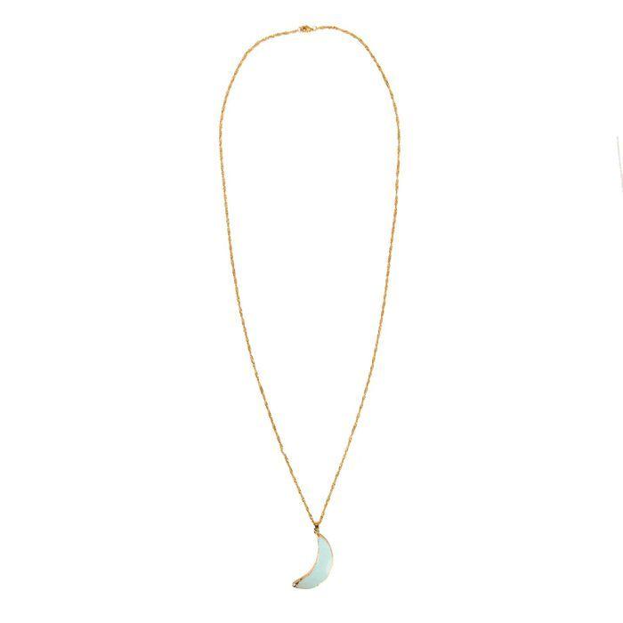 Collier lune d couvrez les plus jolis colliers croissant for Nature et decouvertes tours