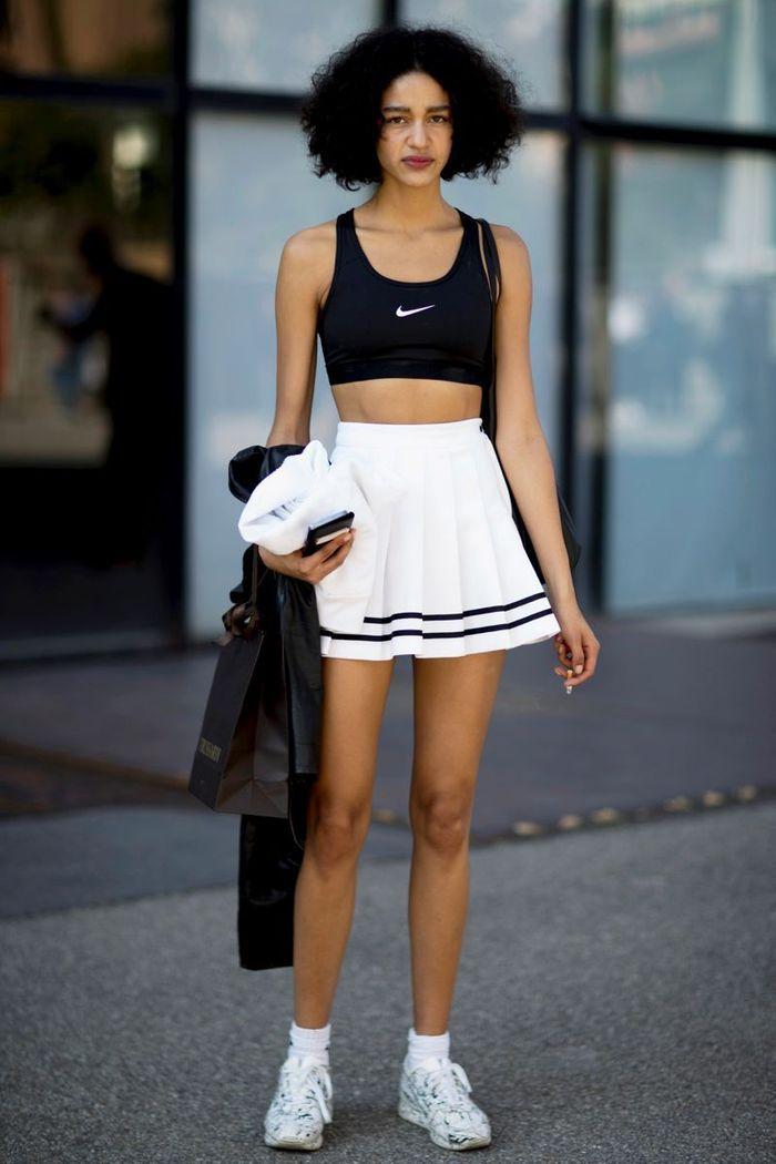 Le look tennis