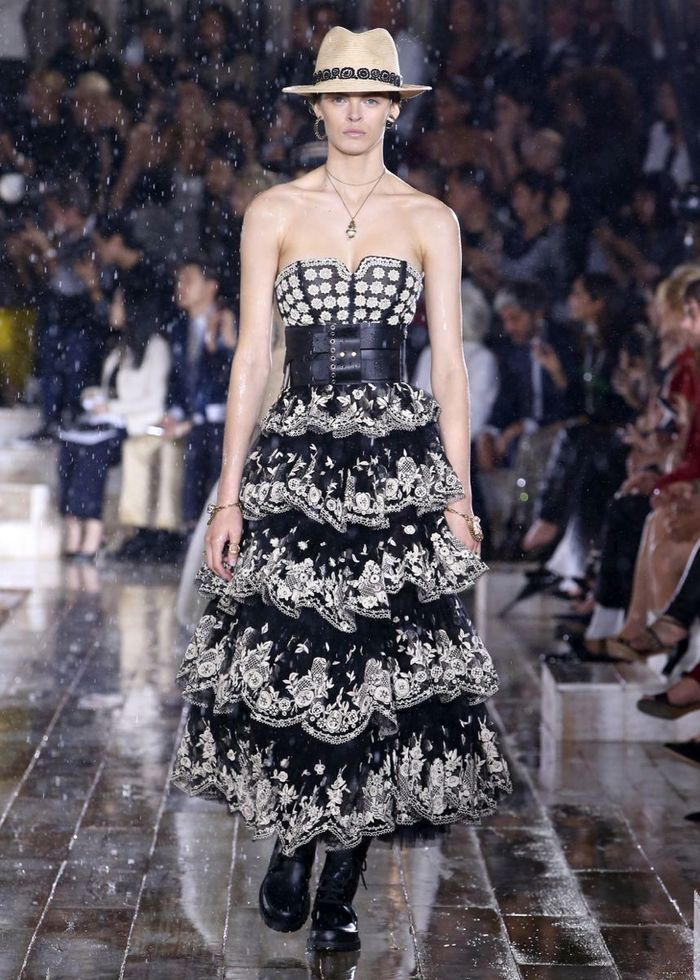 Défilé Christian Dior