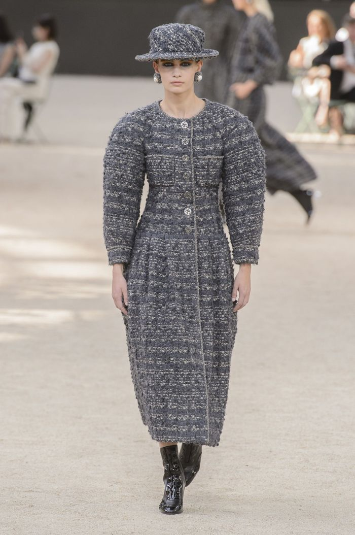 D Fil Chanel Haute Couture Automne Hiver 2017 2018 Paris Elle