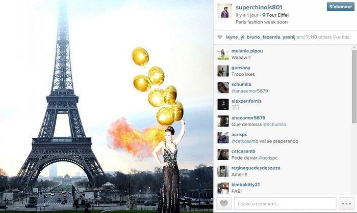 G rard trang les 101 comptes instagram suivre pendant la fashion week elle - Qui suivre sur instagram ...