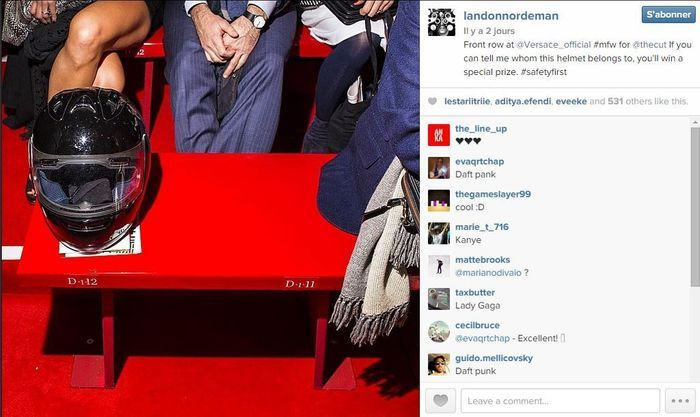 Landion norderman les 101 comptes instagram suivre pendant la fashion week elle - Qui suivre sur instagram ...