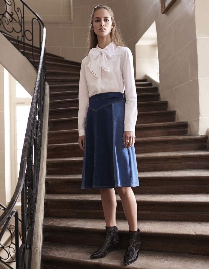 Look book Claudie Pierlot printemps-été 2016 look11
