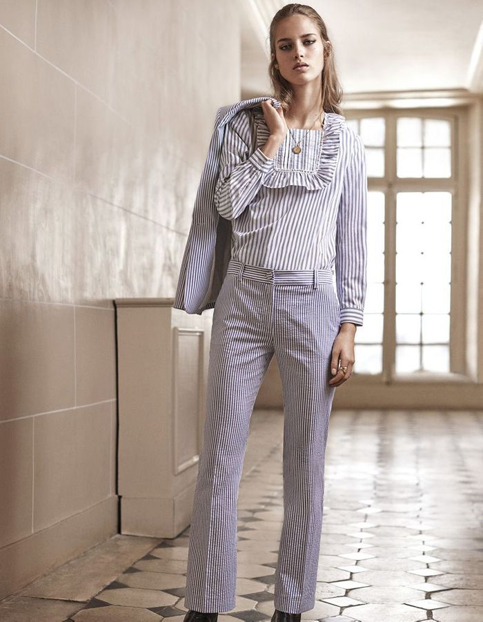 Look book Claudie Pierlot printemps-été 2016 look15