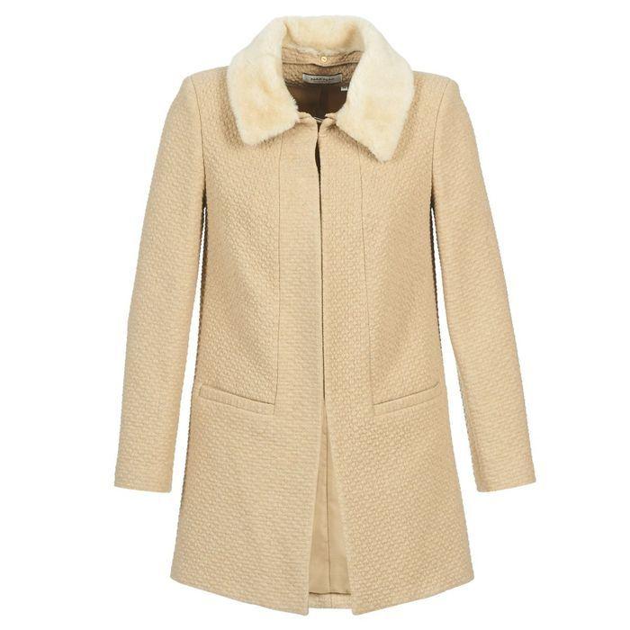 manteau femme naf naf 40 manteaux pour passer l hiver au chaud elle. Black Bedroom Furniture Sets. Home Design Ideas