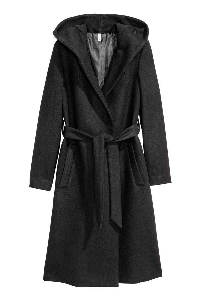 manteau sold h m manteaux sold s 30 mod les styl s elle. Black Bedroom Furniture Sets. Home Design Ideas