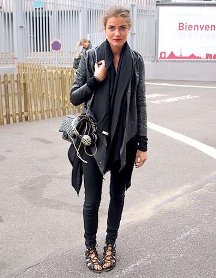 D fil de fashionistas au salon who s next elle for Salon who s next