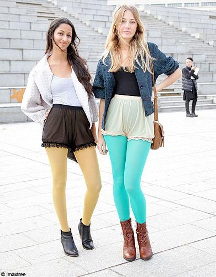 Mode Street Style Fashion Week Paris 15 Les Fashionistas Au Top Pour La Fashion Week De Paris