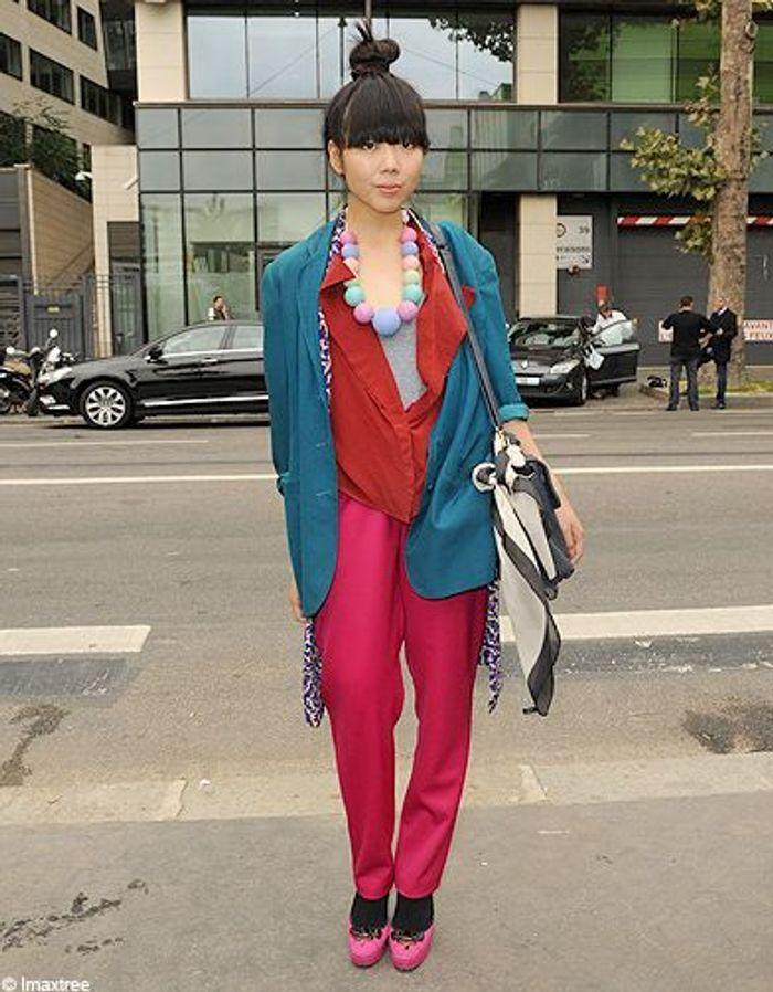 Mode Street Style Fashion Week Paris 8 Les Fashionistas