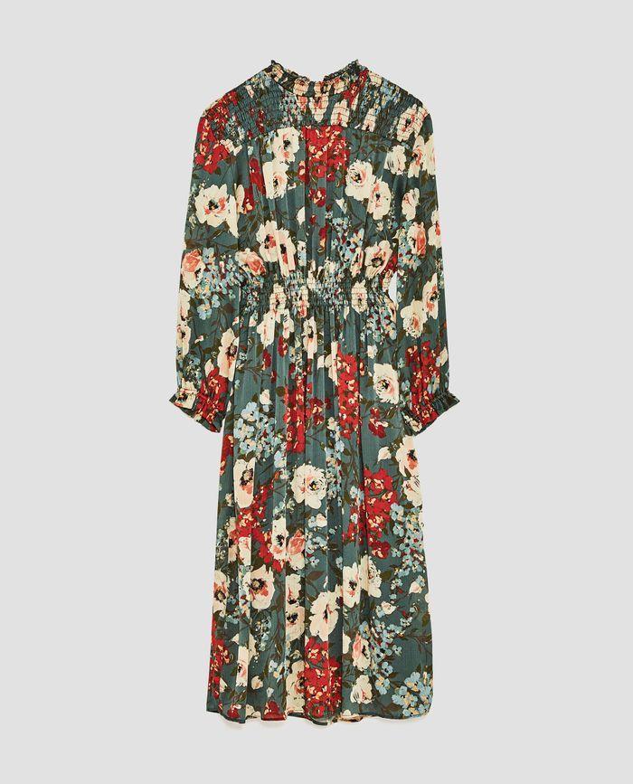 Robe automne Zara
