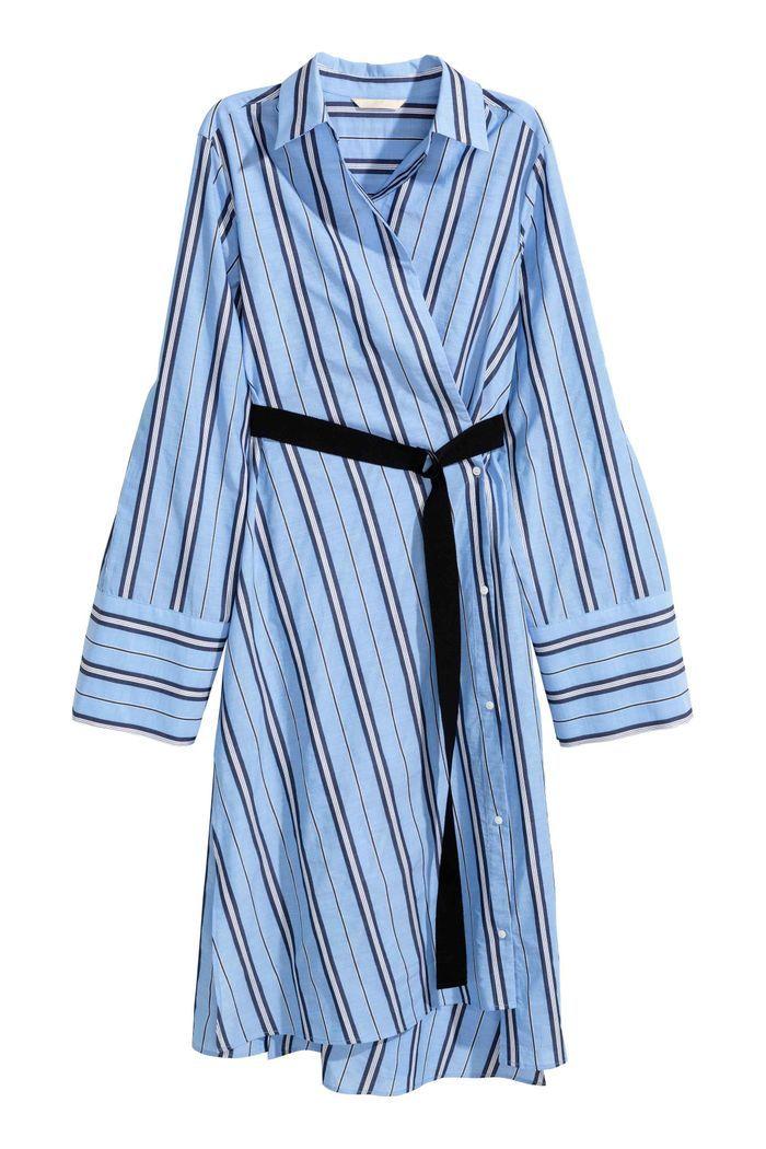 Robe-chemise H&M