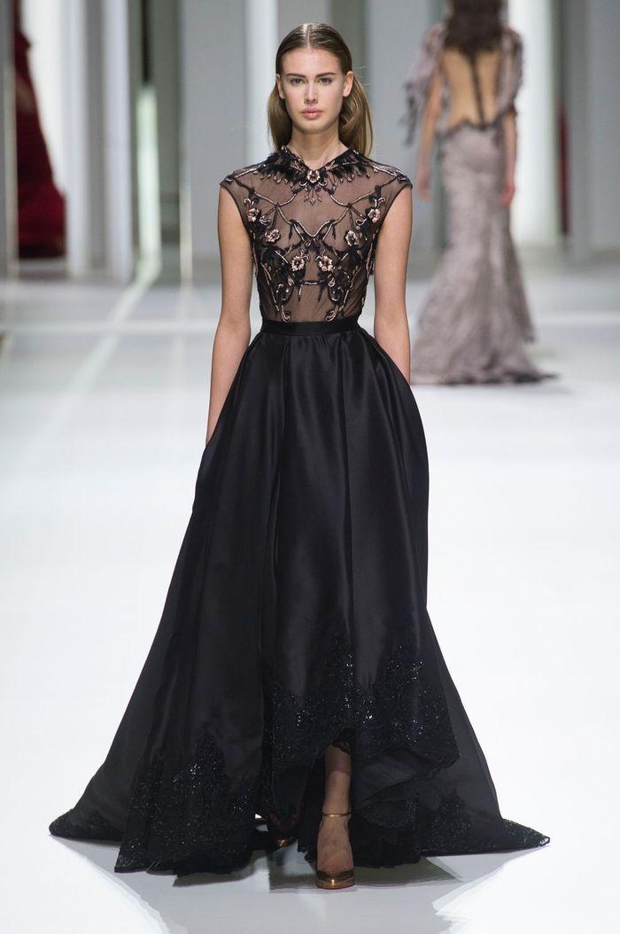 D Fil Haute Couture Galia Lahav La Robe De Bal Nous Emballe Elle