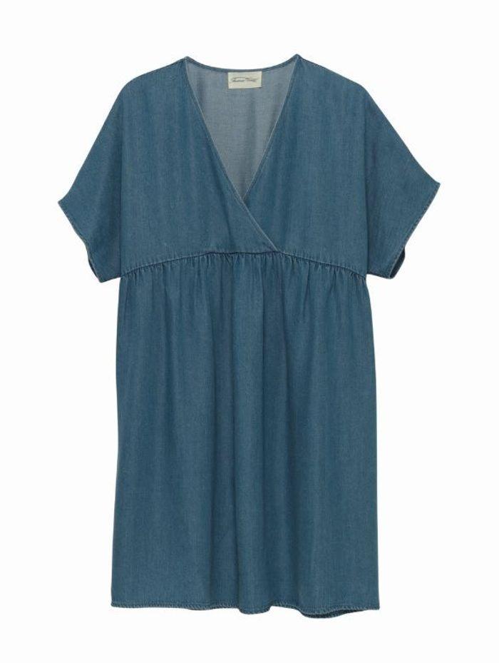 Robe en jean American Vintage