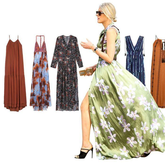 robe hippie 15 robes hippies qui nous font envie elle. Black Bedroom Furniture Sets. Home Design Ideas
