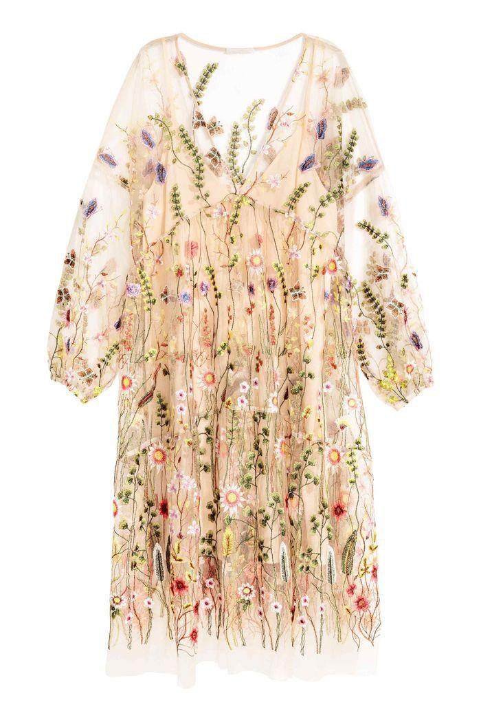 Robe pastel H&M
