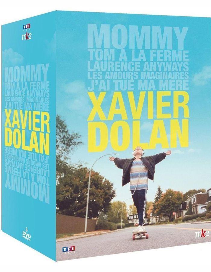Coffret DVD : intégrale Xavier Dolan