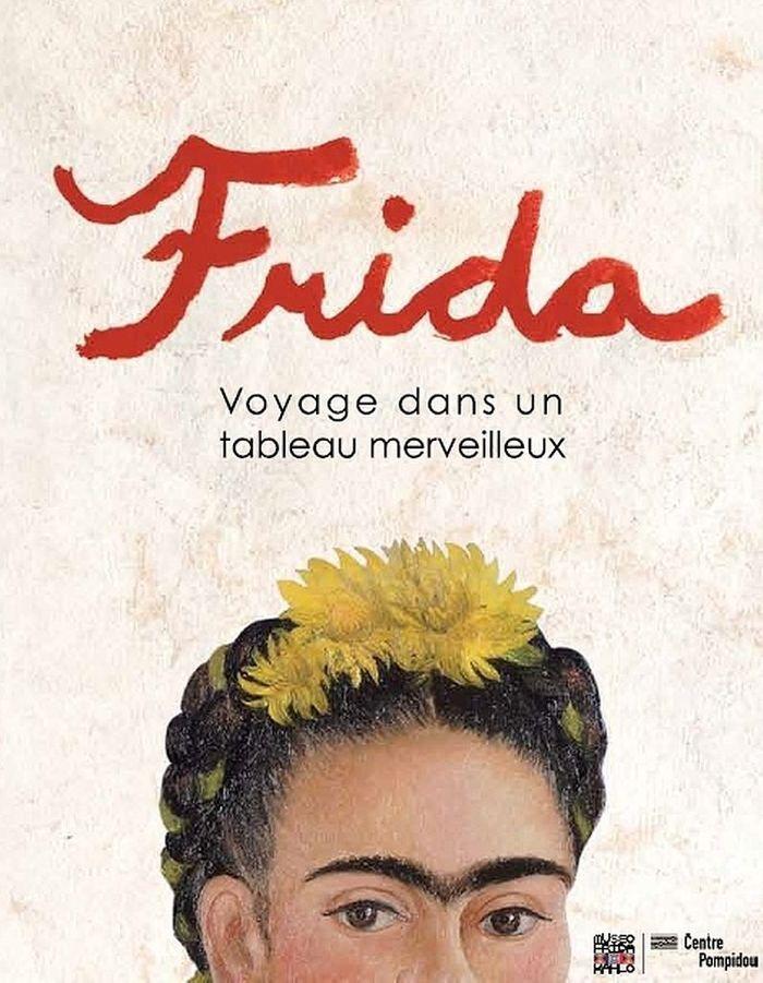 « Frida, voyage dans un tableau merveilleux » d'Isabelle Frantz-Marty, Odile Fayette et Deidre Guevara