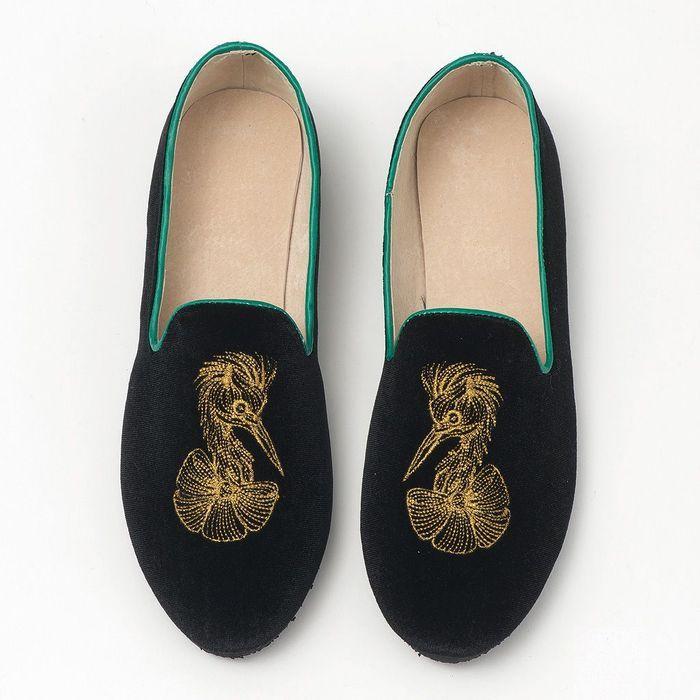 chaussons patch nyc pour monoprix 29 70 id es de. Black Bedroom Furniture Sets. Home Design Ideas