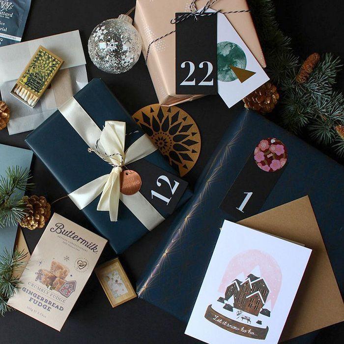 calendrier de l 39 avent litt raire des calendriers de l. Black Bedroom Furniture Sets. Home Design Ideas