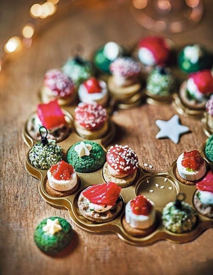 Les meilleurs plats picard no l 2017 elle - Noel a mille couleurs ...