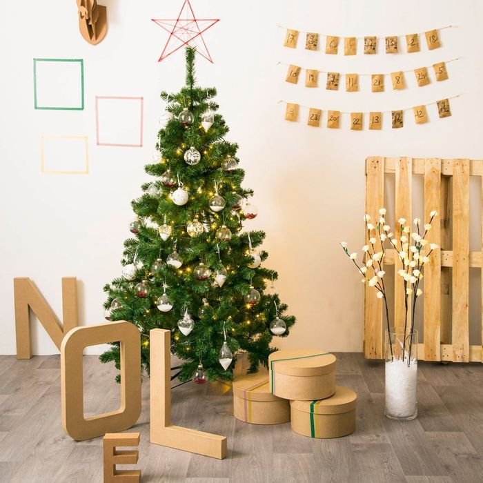 Sapin diy les 40 sapins de no l qu on copie elle - Sapin de noel diy ...