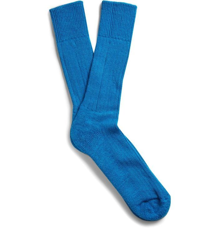les grosses chaussettes d 39 hiver ultra luxe notre shopping cadeaux de no l pour homme chez. Black Bedroom Furniture Sets. Home Design Ideas