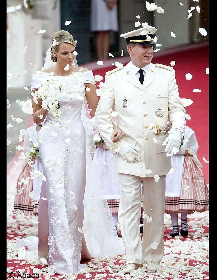 Le mariage de albert de monaco et charl ne wittstock les meilleures photos de mariage de stars - Les photos de mariage ...