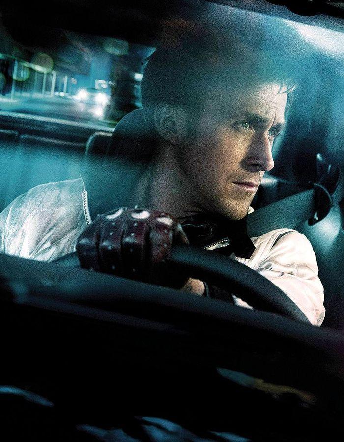 Affiche de «Drive» de Nicolas Winding Refn (2011).