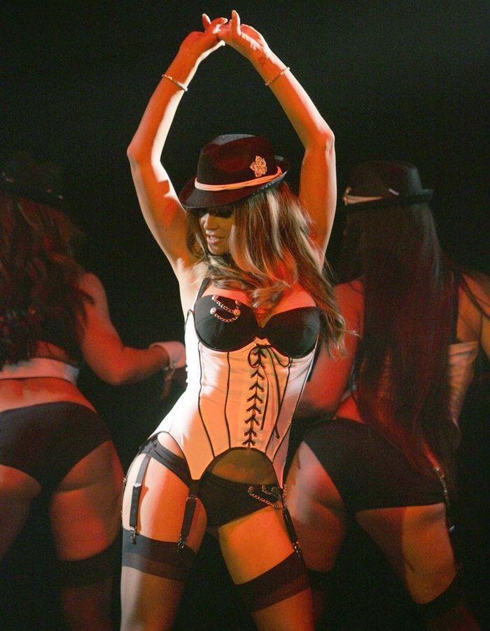 Video del striptease de Carmen Electra - starmediacom