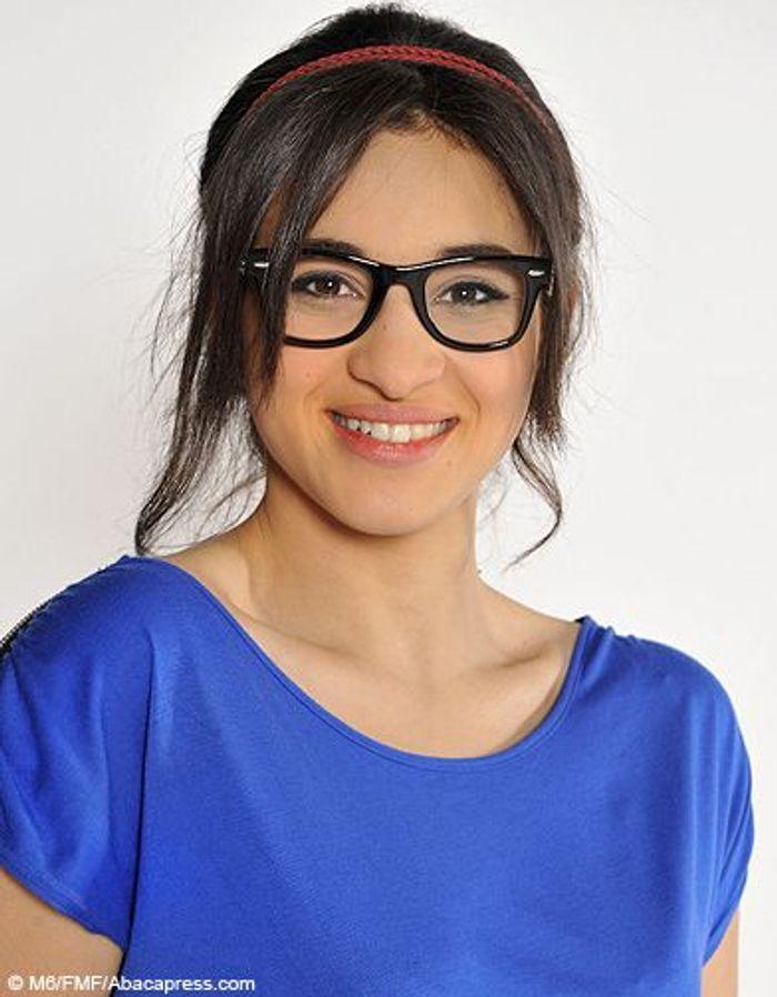 Ses lunettes fétiches - Le style de Camélia Jordana - Elle