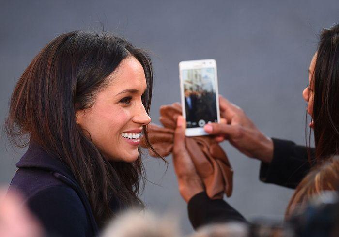 Selfies à gogo !