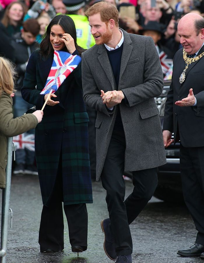 Harry et Meghan