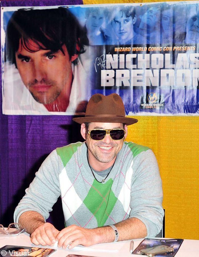 Qu'est devenu Nicholas Brendon ?
