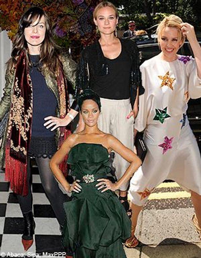 Best dressed 2008 : les Fashionistas