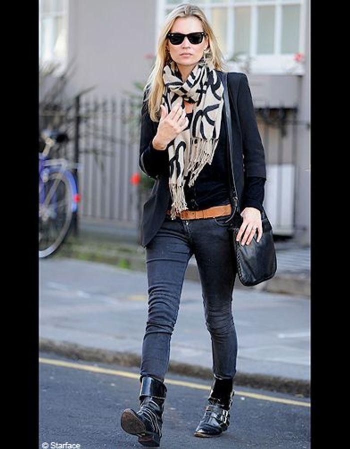 People Mode Look Best Dressed Rock Star 2 Kate Moss