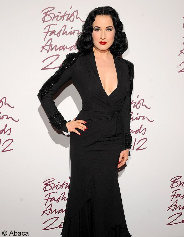 Les fashionistas aux British Fashion Awards 2012
