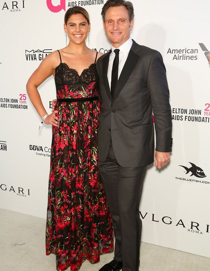 Anna et Tony Goldwyn