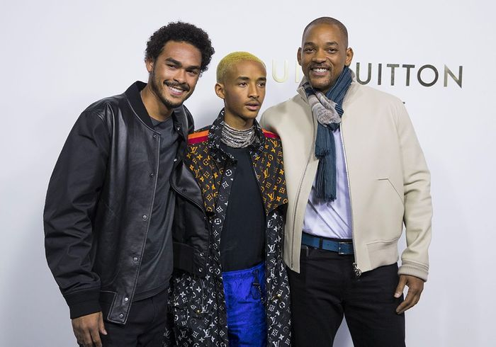 Will Smith et ses fils, Jaden et Trey