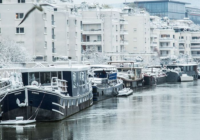 Les bords de Seine